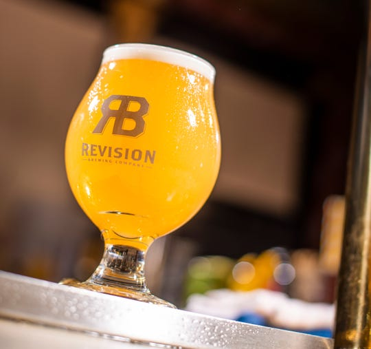 At the recent U.S. Open Beer Championship in Oxford, Ohio, Revision Brewing Co. of Sparks won a gold medal in the Triple IPA category for its Dr. Lupulin.