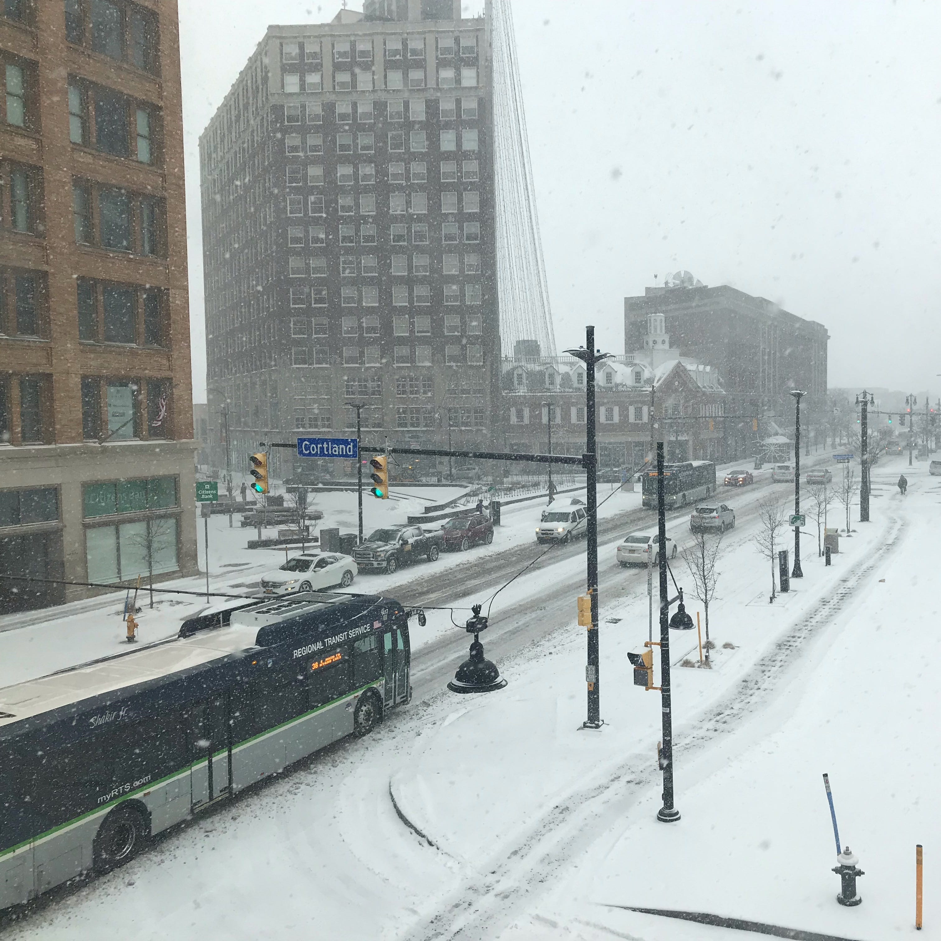 Weather alert issued as more snow moves through area; travel conditions could deteriorate quickly