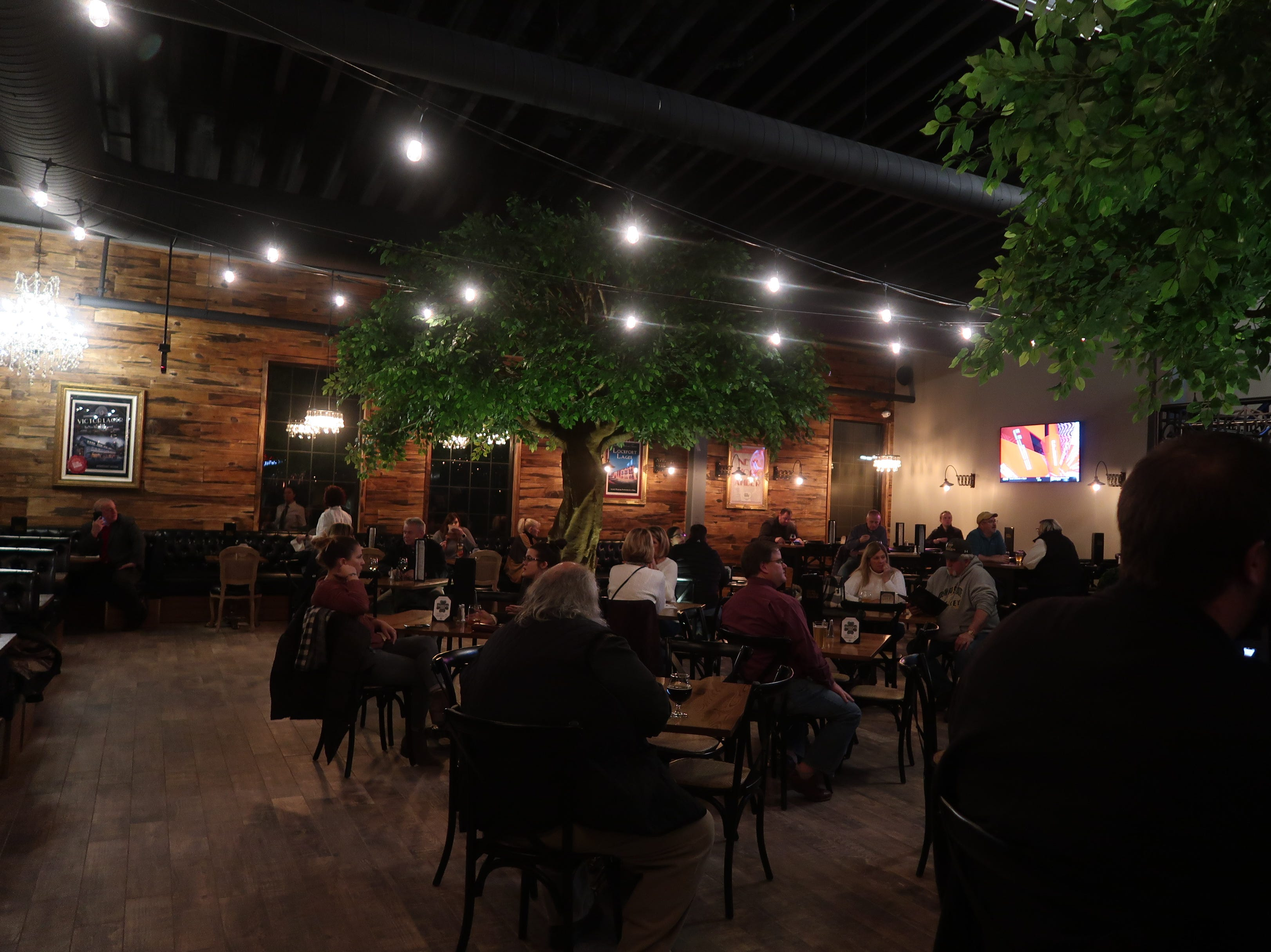 Every detail has been planned out in the New York Beer Project space in Victor.
