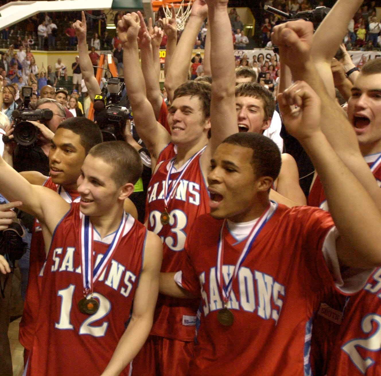 2004 South Salem Saxons: Remembering Salem-Keizer's last boys basketball state title