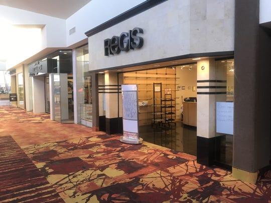 Regis Salon will be merging with Mastercuts Salon Feb. 23, 2019.