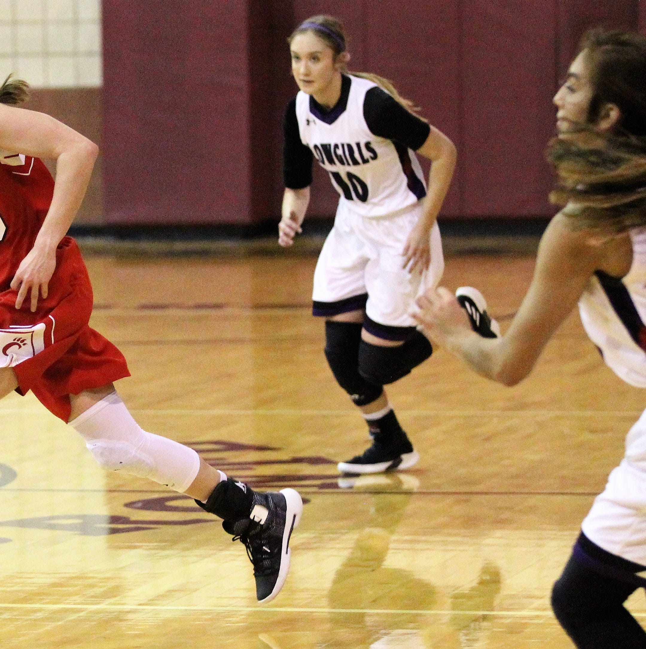 Christoval girls basketball team takes playoff-seasoned group into regional quarterfinal game with Seagraves