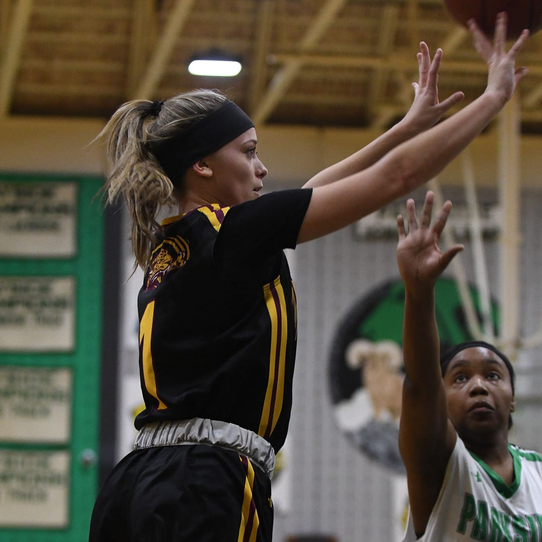 Alaska to Delmarva: Washington High girls basketball player nets 1,000th point