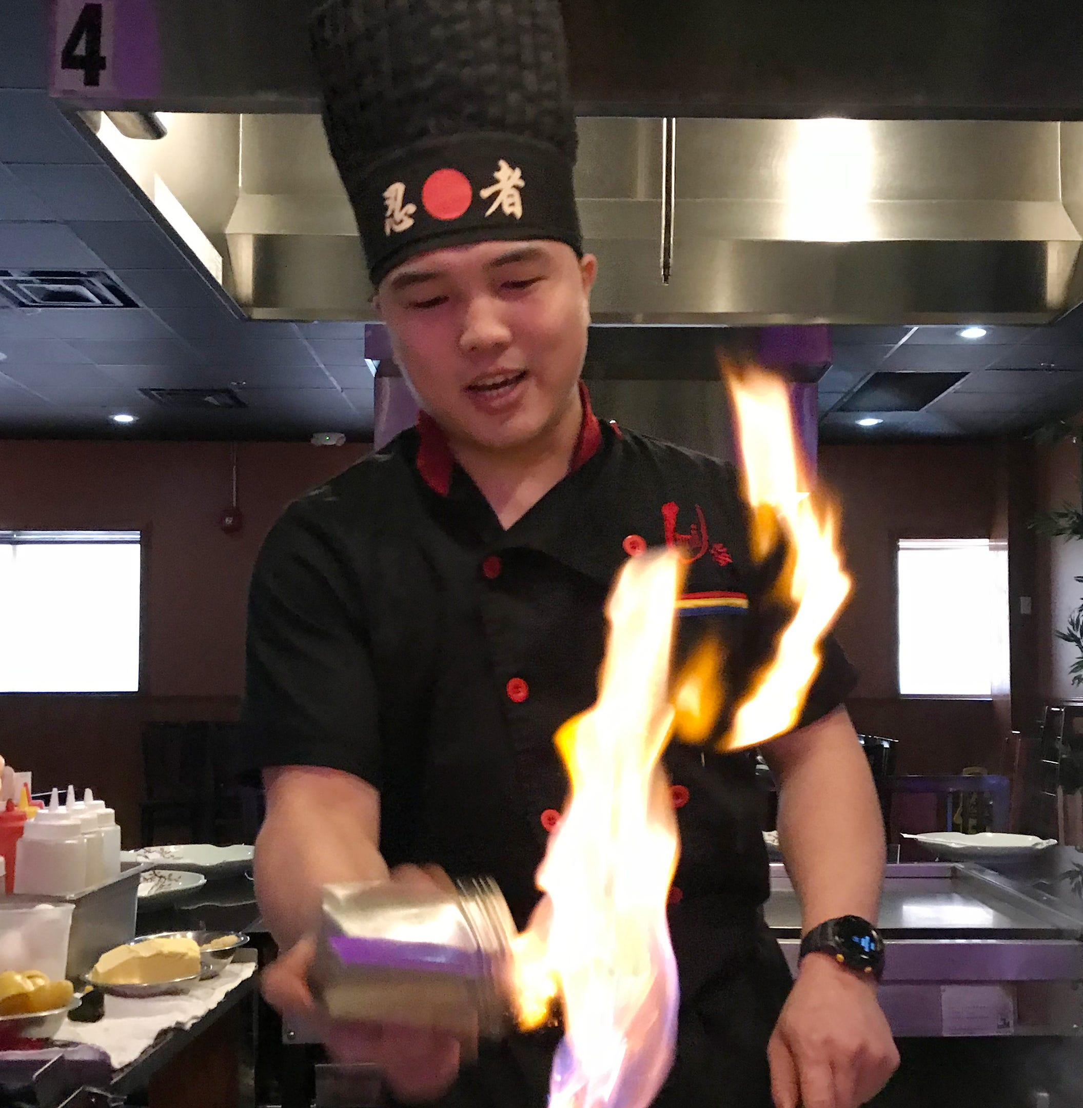 Umi Sushi's hibachi is entertaining and delicious | Scrumptious Sheboygan