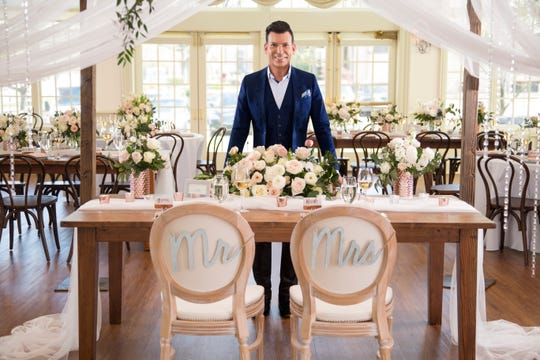 My Great Big Live Wedding with David Tutera airs Tuesdays at 10pm ET/PT on Lifetime.