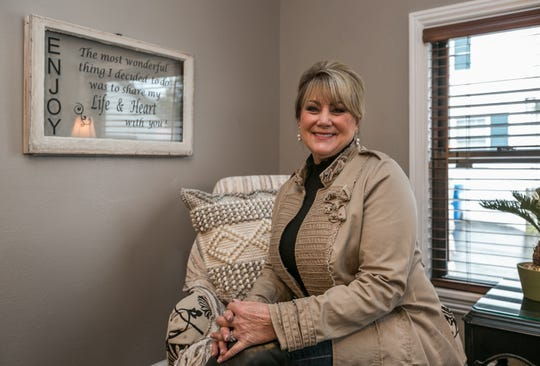 Cindy Hodges of Kimberling City has transformed a Springfield cottage into a cozy Airbnb short-term rental. She and husband Brian also stay there when visiting Springfield.