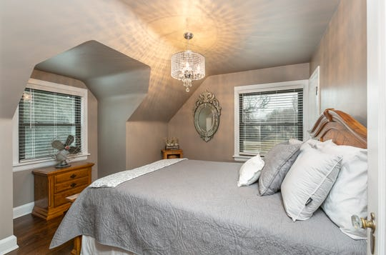 The Springfield Airbnb of Cindy Hodges and Brian Esther on February 11, 2019.