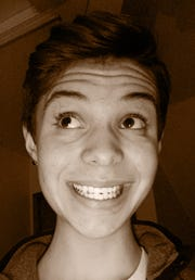Bryce Long, a student at Nixa High School.