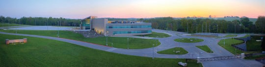 A look at the Richwood Valley Campus of Ozarks Technical Community College.