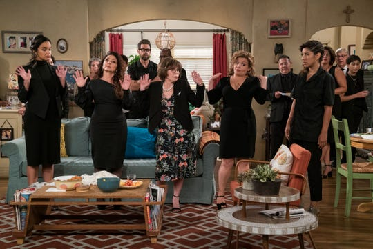 """Rita Moreno joins the cast of """"One Day at a Time."""" Season 3 of """"One Day at a Time"""" is now streaming on Netflix."""