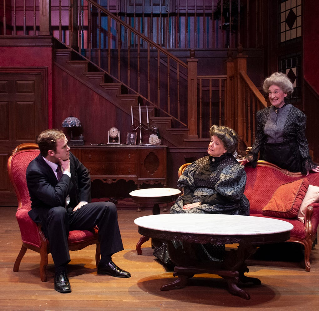 'Arsenic and Old Lace' is still a killer comedy | Theater review