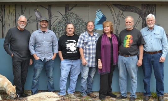 Wakulla Rising with special guests Sammy Tedder and Wellie Meffert brings the swamp jazz to THe American Legion Hall on Saturday.