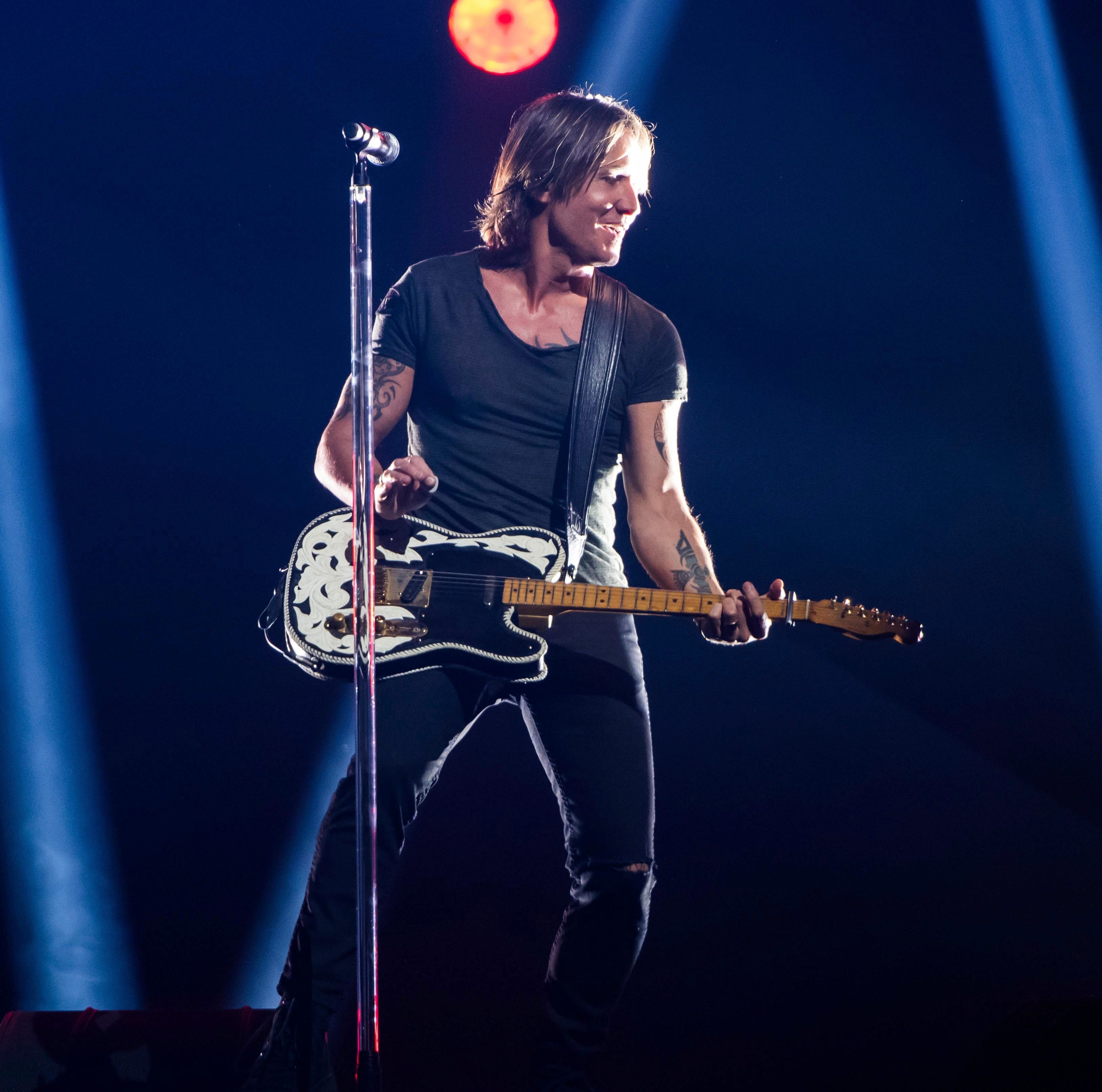 SunFest music lineup includes Keith Urban; Ludacris; Garbage; Earth, Wind & Fire; B-52s