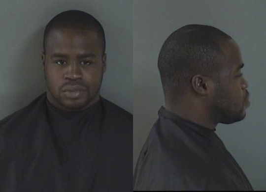 Joquan Hill, 24, of Vero Beach, was arrested after deputies said he sold prescription narcotics and other drugs. A search of his home turned up guns, drugs and counterfeit cash.