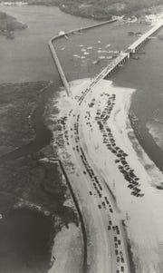 The Bridges landmark sign dedication will be held March 23.
