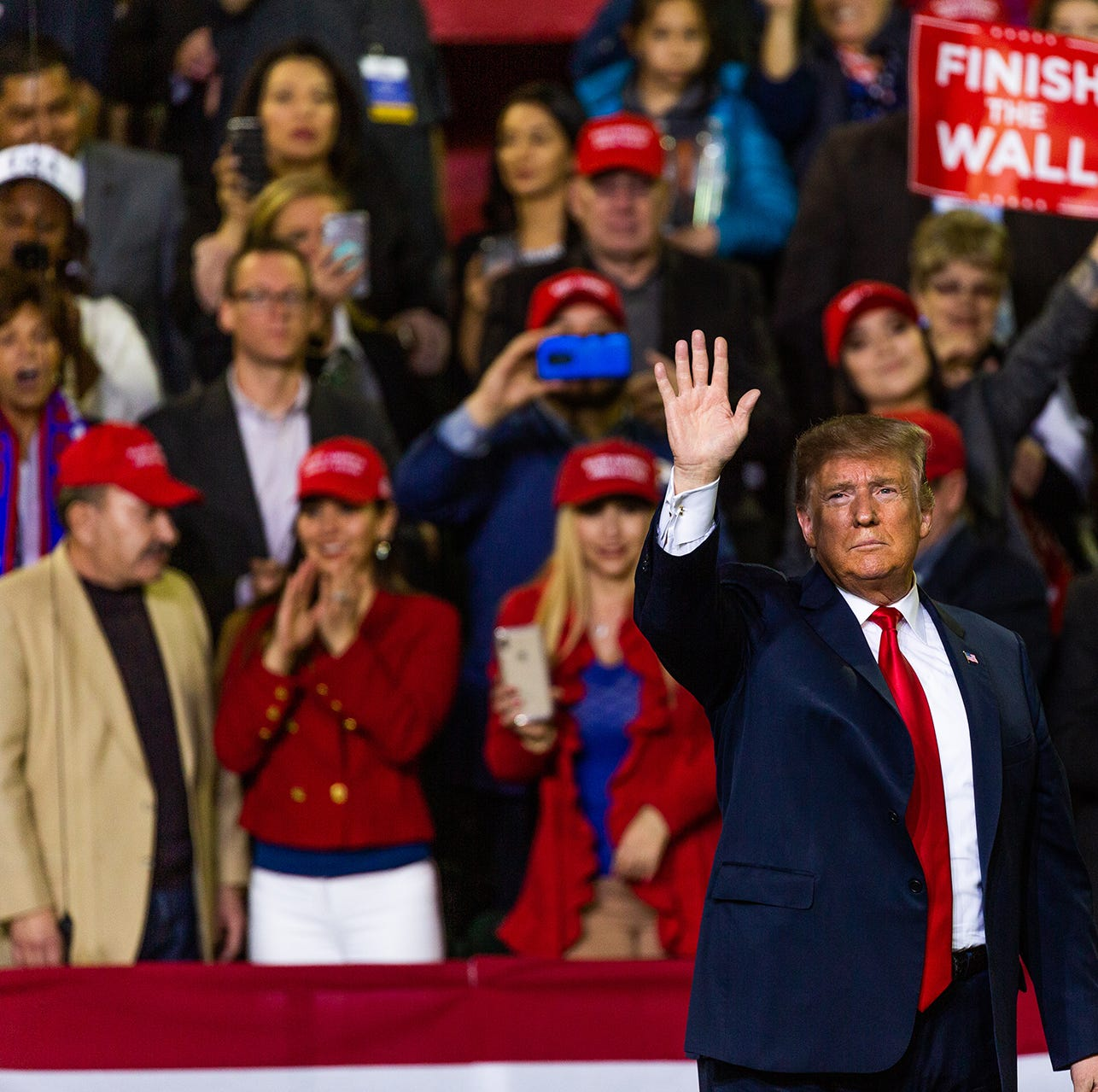 El Paso failed on welcoming President Donald Trump on day of rally: Reader