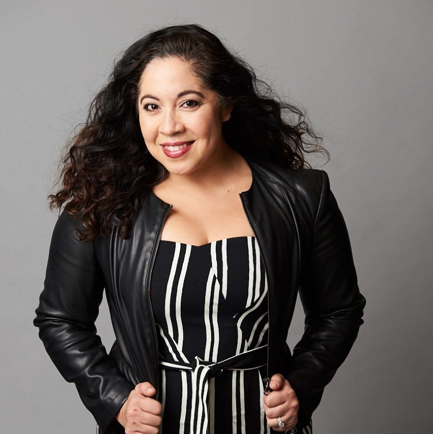 Gina Brillon talks about career in comedy, to open Friday for Gabriel 'Fluffy' Iglesias