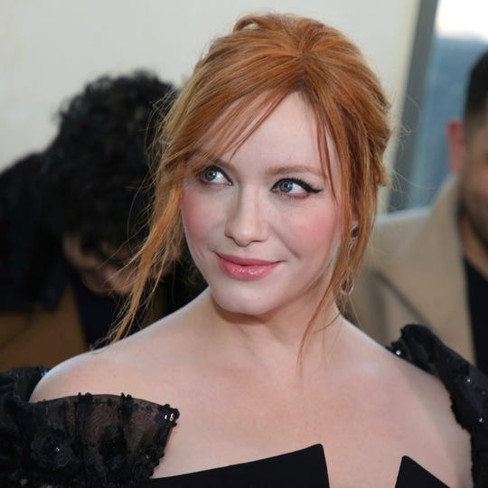 "Christina Hendricks will continue her lead role as housewife and criminal Beth Boland on NBC's ""Good Girls"" in 2020."