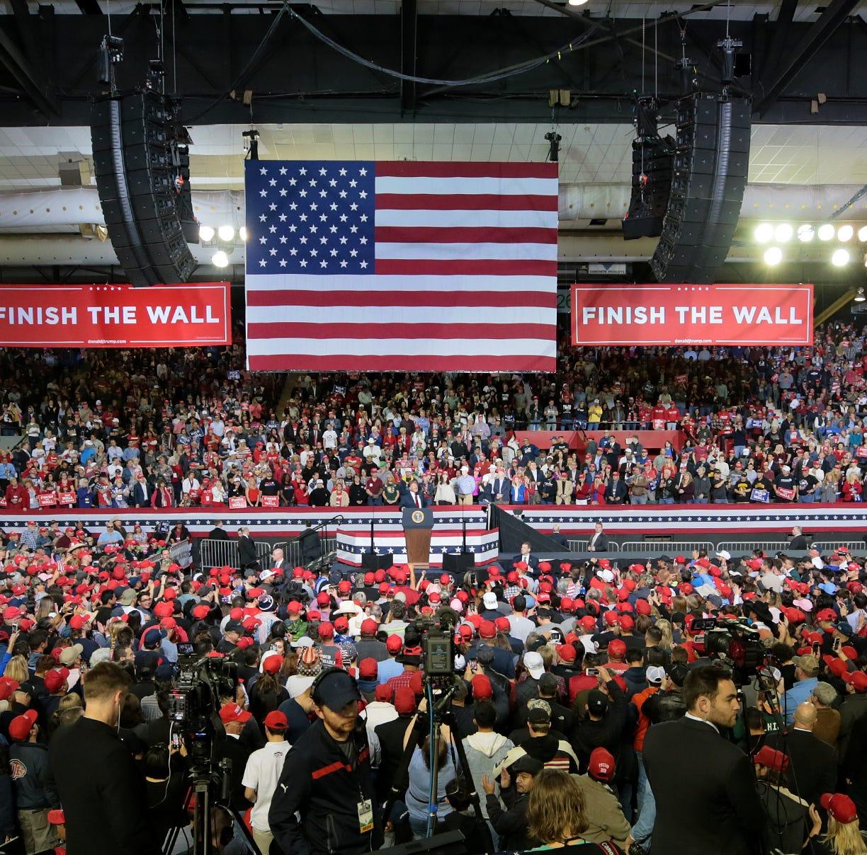 Reader: Where are all the MAGA caps, El Paso?