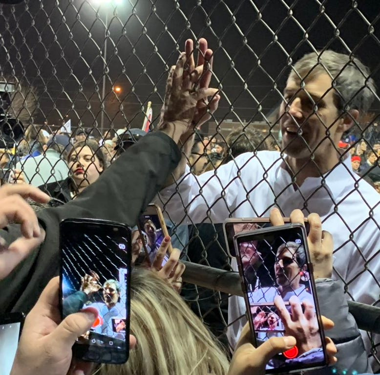 Prosecutors: Beto O'Rourke on hit list of Coast Guard lieutenant in domestic terror case