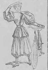 This image was clipped from the June 6, 1895, El Paso Times.