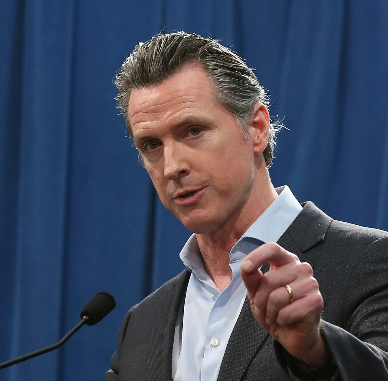 Op-ed: Gavin Newsom downgrades Brown's pet projects in a rebuke to former governor