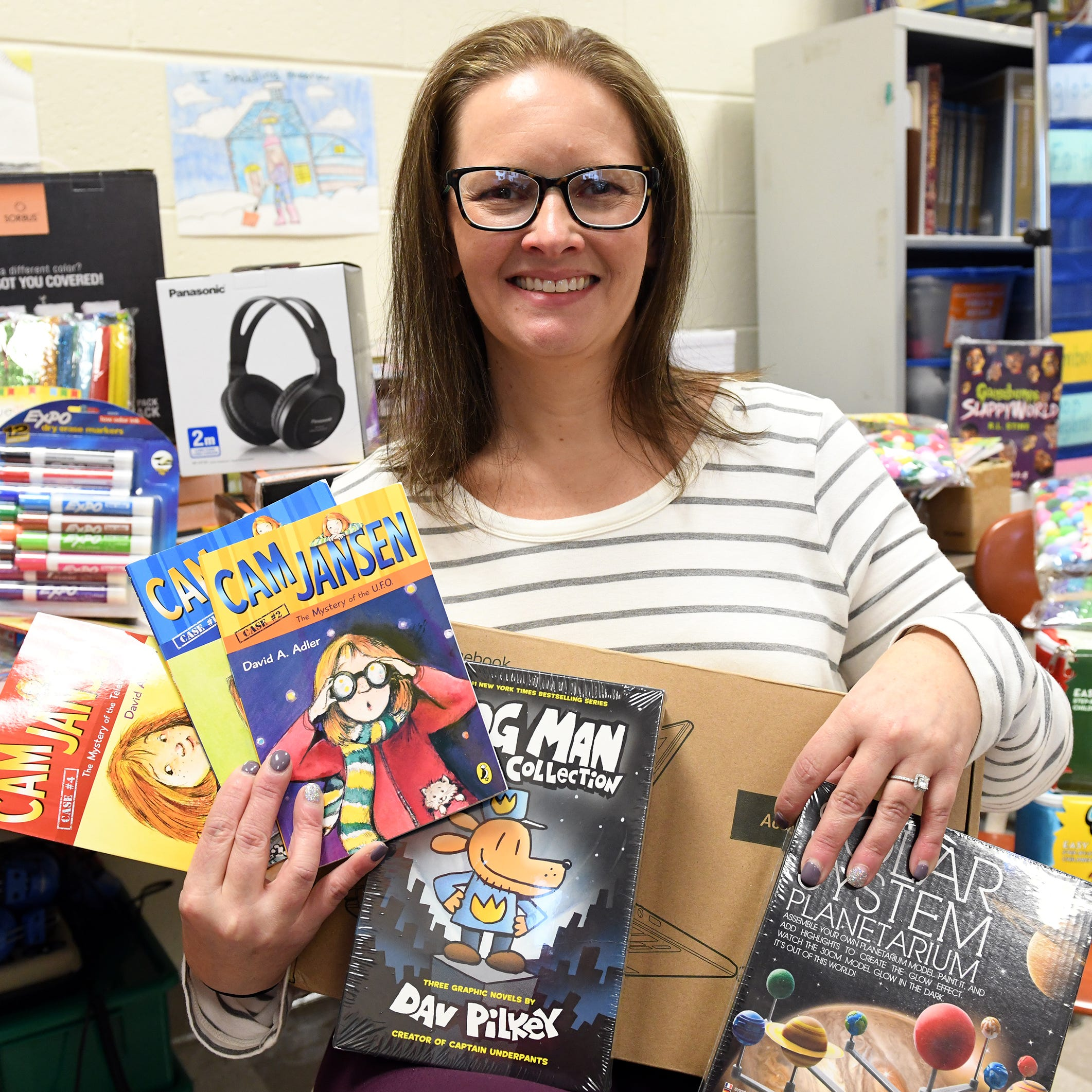 Kristen Bell Instagram post delivers for Vineland special education teacher