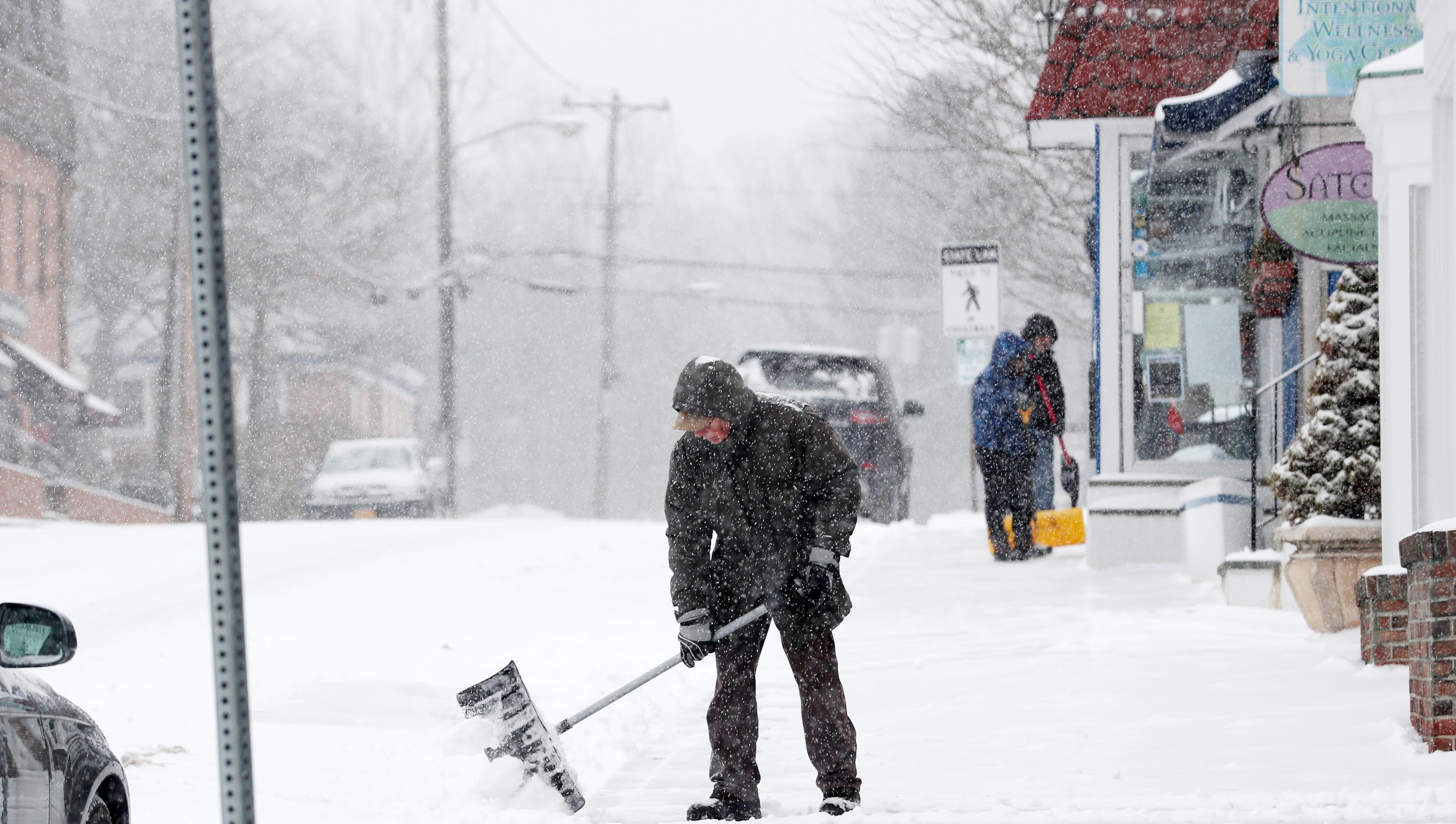 Snow Days And Remote Learning School Districts Weigh Their Options