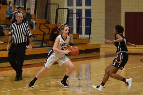 Scarsdale junior Kayla Maroney was voted the lohud girls basketball Player of the Week on Feb. 12, 2019.