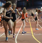 The Section 1 Class C Championships at The Armory in Manhattan Feb. 11, 2019.
