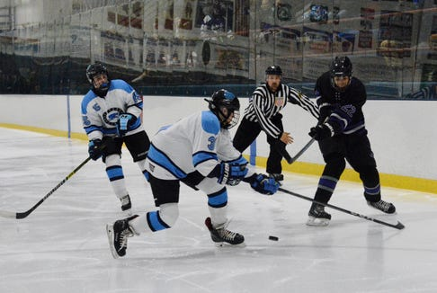 Suffern closed out the regular season with a 2-0 win over John Jay and heads into the playoffs with an 18-1-1 record.