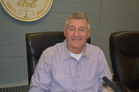 Carmel Town Supervisor Ken Schmitt announced on Facebook that the DEC had approved of the asphalt millings storage area and using the material for fill at Swan Cove.