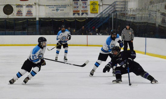 Junior defenseman Tyler Petschek began to pay close attention to what the John Jay hockey program was doing when he was in middle school. He's been a part of back-to-back Section 1 championships.