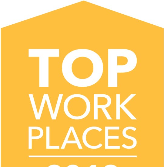 Nominations open for 2019 Top Workplaces