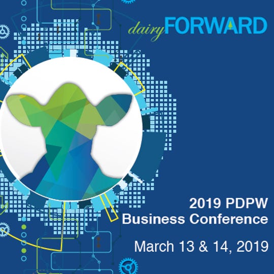 """Professional Dairy Producers of Wisconsin will hold its annual business conference """"Dairy Forward"""" March 13 & 14 at the Alliant Energy Center in Madison."""