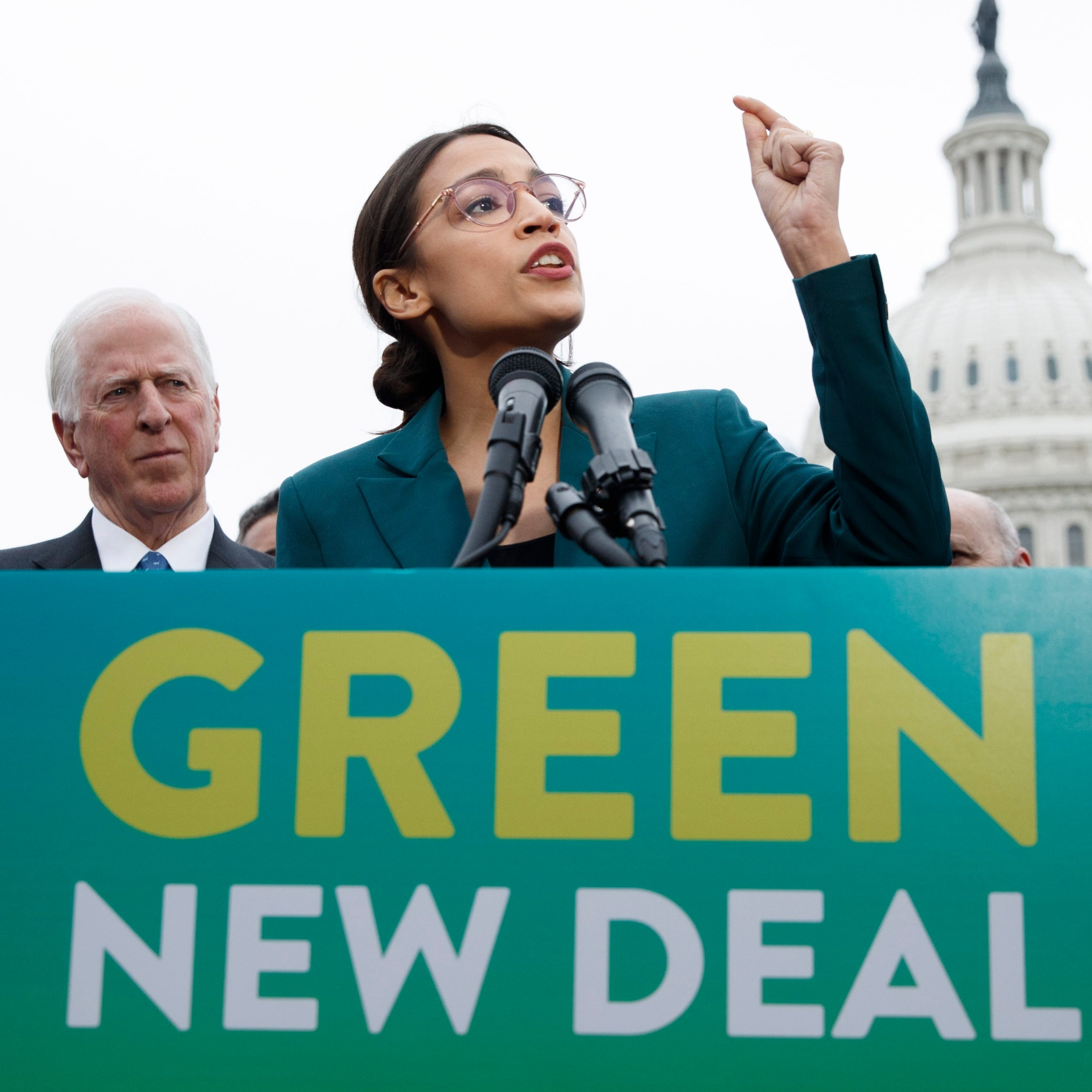 Amazon blow up shows Alexandria Ocasio-Cortez is an economic illiterate