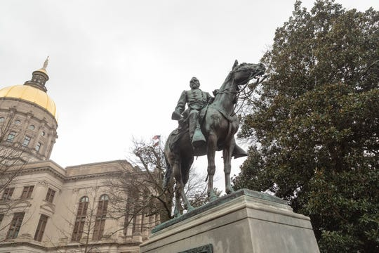 Blocked from taking Confederate statues down, Atlanta, Birmingham, Memphis try other ideas