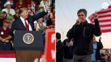 President Trump and Beto O' Rourke were both in El Paso, Texas on February 11, 2019. This is a side-by-side look at the two rallies in the city that's at the center of the fight over a border wall.