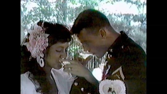 Lorena Bobbitt was 19 when she married John Wayne, who was then a Marine.