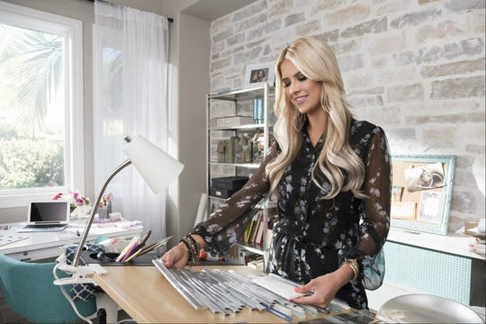 "Christina Anstead has a new HGTV show, ""Christina on the Coast,"" which follows her design business and her life after splitting with her ""Flip or Flop"" co-star and ex-husband, Tarek El Moussa."