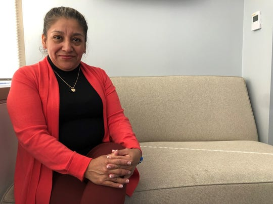 Victorina Morales in Washington, D.C., on February 2019.