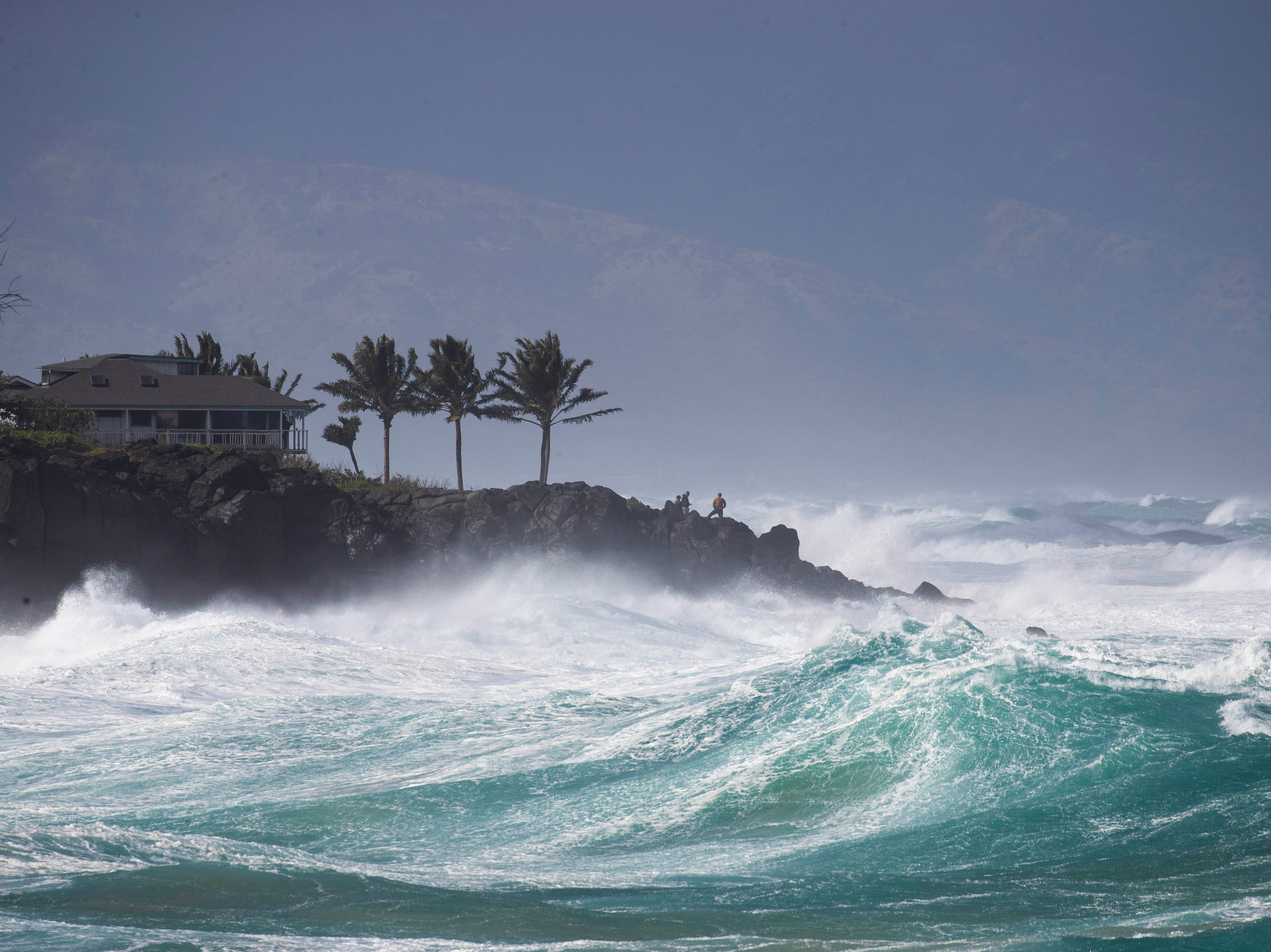 There's 'no place on the planet' – not even Hawaii – to escape climate change, experts say