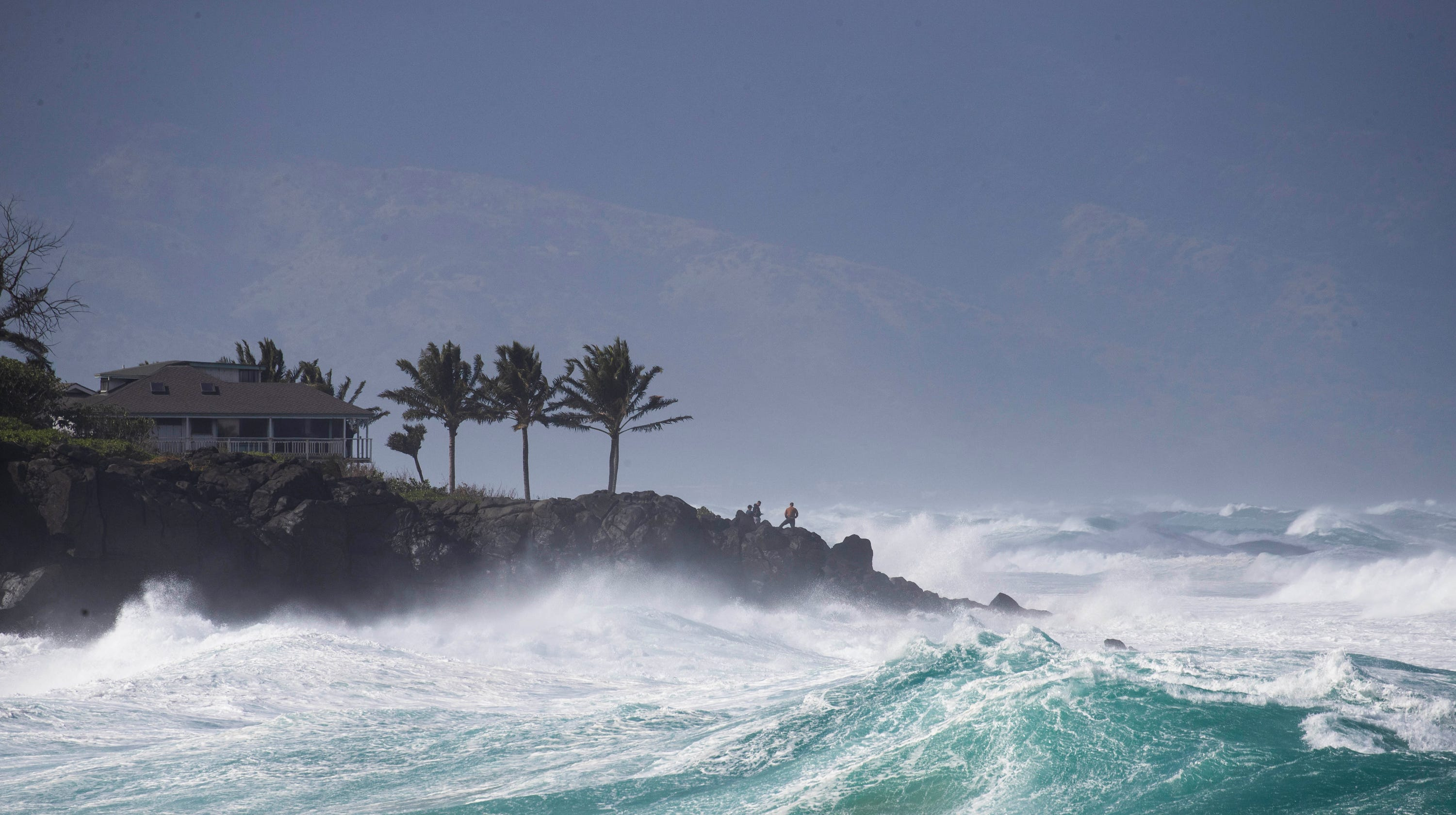 There's 'no place on the planet' — not even Hawaii — to escape climate change, experts say