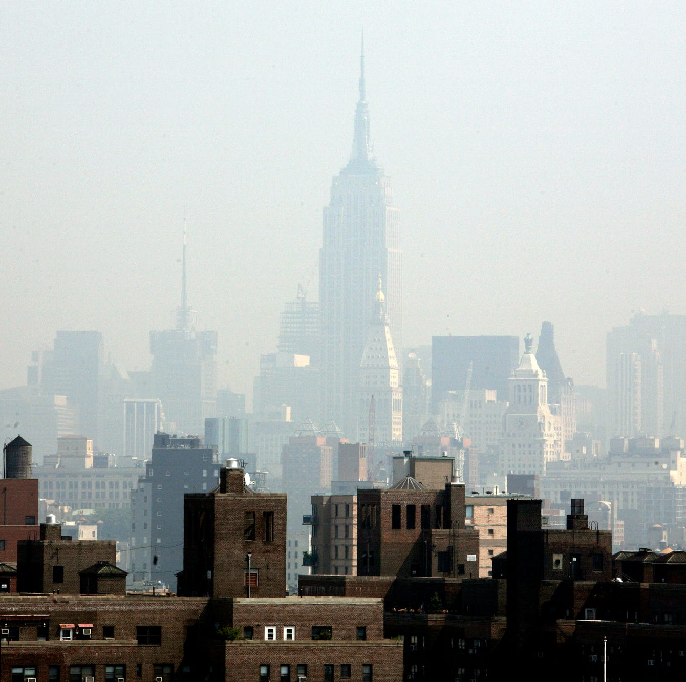 By 2080, global warming will make New York City feel like Arkansas