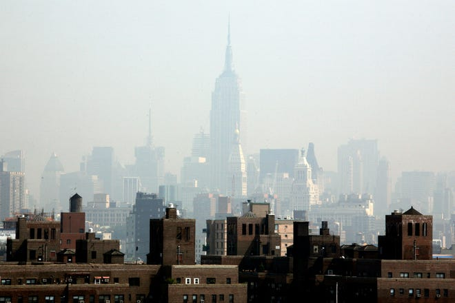 Global Warming By 2080 New York City Will Feel Like Arkansas