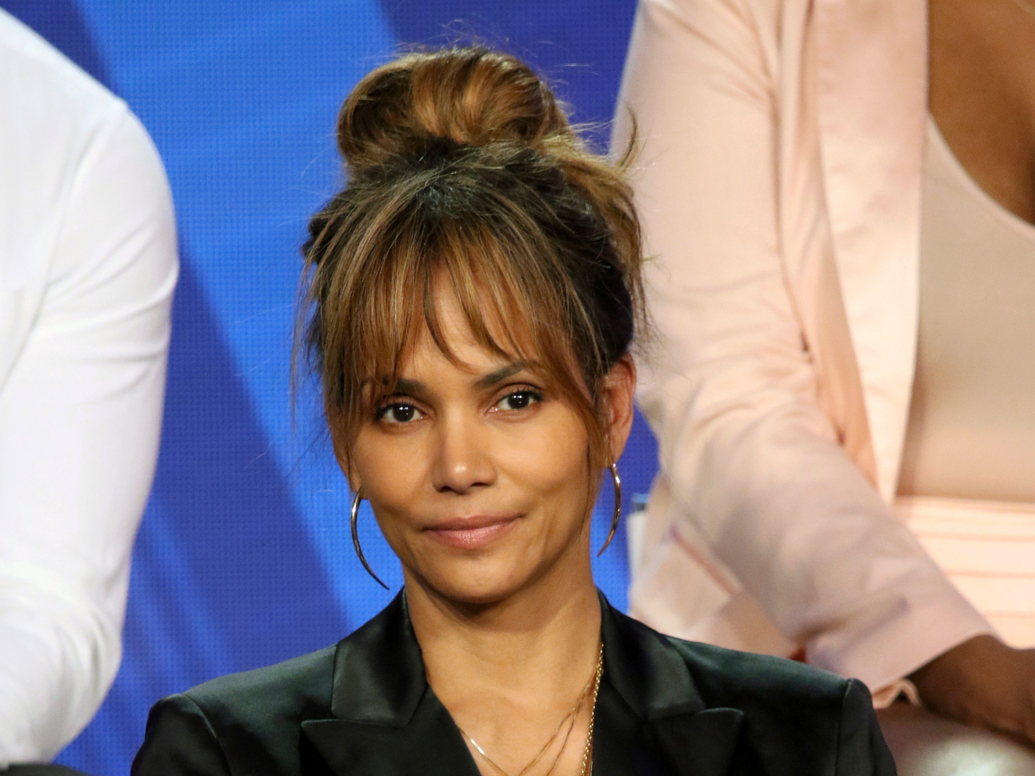 """BET's """"Boomerang"""" panel included an appearance by Halle Berry."""