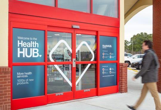 CVS unveils new HealthHUB store design