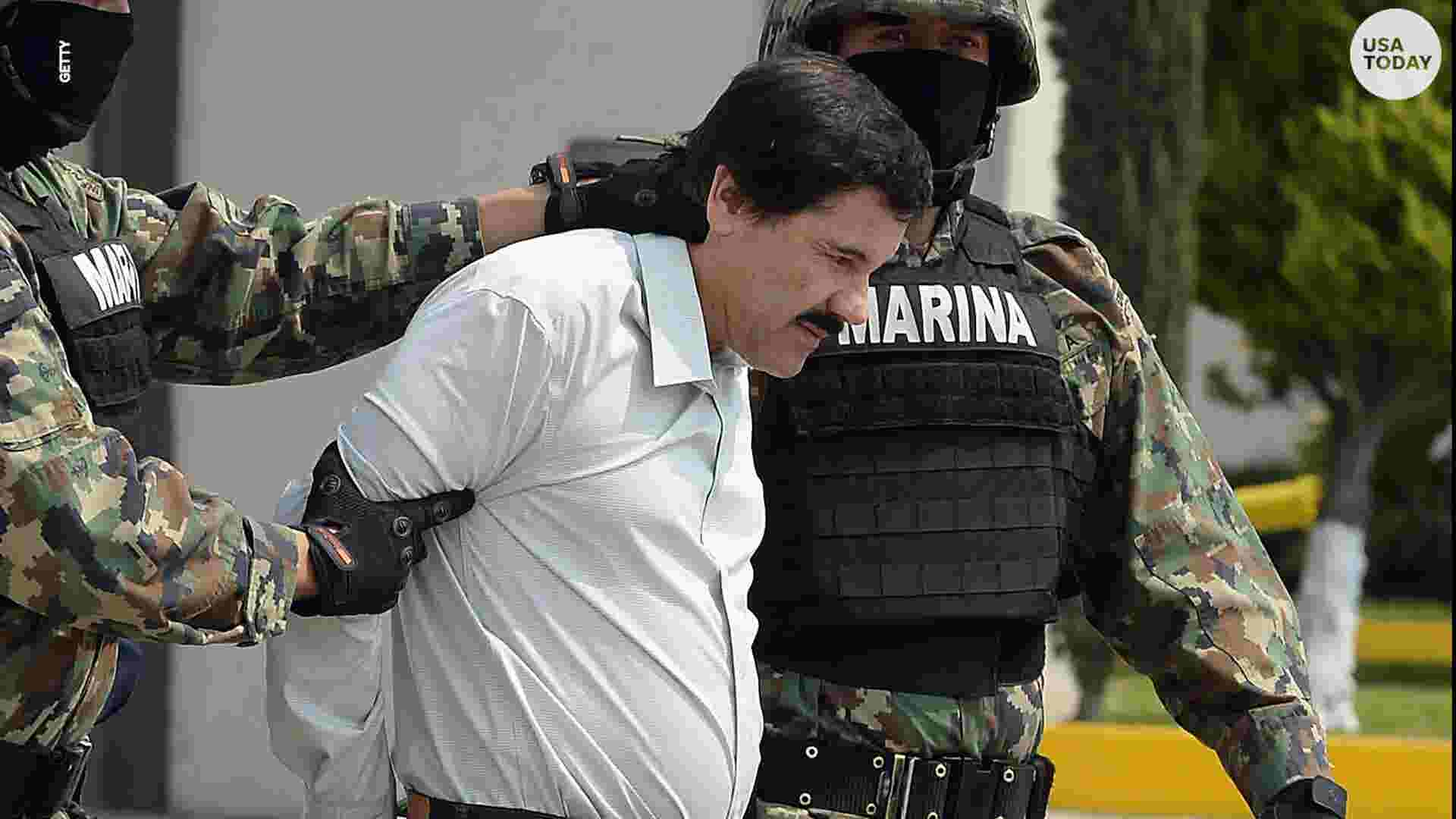 Federal jury finds 'El Chapo' guilty on all counts