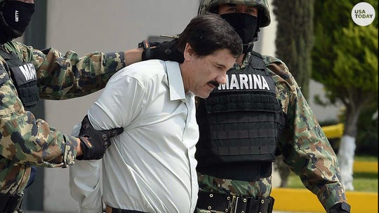 A federal jury found drug lord Joaquín 'El Chapo' Guzmán guilty of all counts.