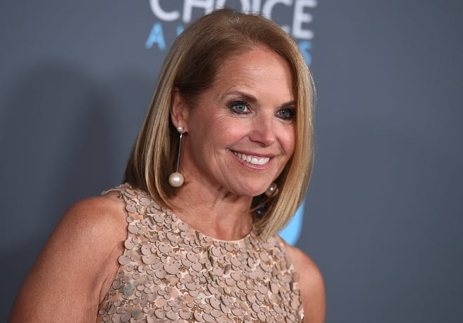 """Katie Couric is using an old """"Today"""" show clip to make a point about maternity leave in the United States."""